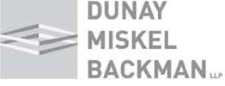 Dunay, Miskel and Backman, LLP