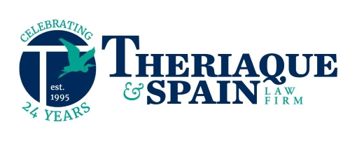 Theriaque & Spain law firm logo